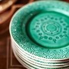 Красивые тарелки: стильное украшение дома