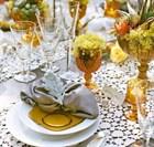 Красивая сервировка стола к празднику: 5 поводов, 10 эффектных приемов