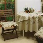 Подушка на стул: создаем уют в стиле Прованс