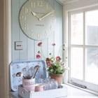 Настенные часы в стилях Прованс, ретро, кантри, винтаж, морском