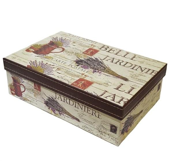Коробка подарочная средняя - фото 10098