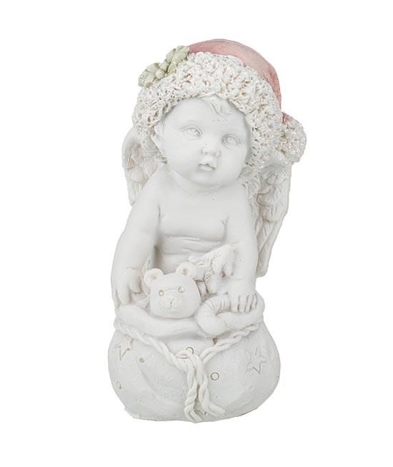 """Статуэтка """"Ангел с мешком игрушек"""" - фото 10250"""