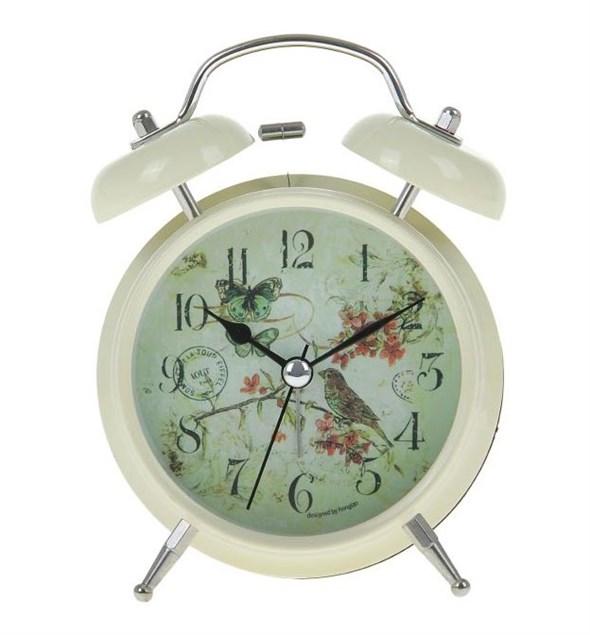 Часы-будильник настольные в ассортименте - фото 10260