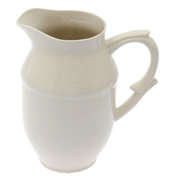 Кувшин керамический молочный 1800 мл - фото 10339