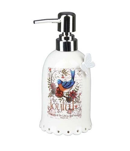 """Дозатор для мыла """"Дивный сад"""" - фото 10447"""