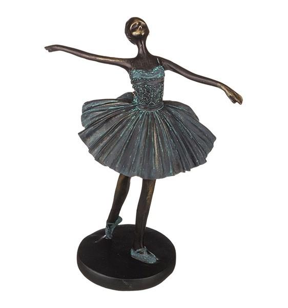 """Статуэтка """"Балерина"""" 19,5х28 см - фото 10513"""