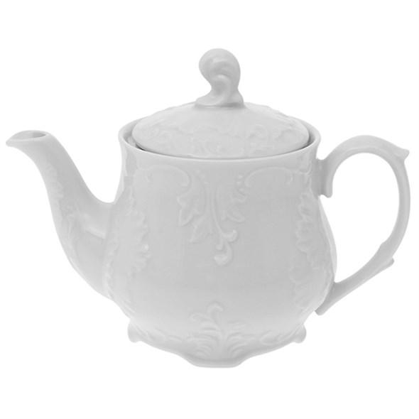 "Чайник ""Белые лепестки"" 550 мл - фото 10632"