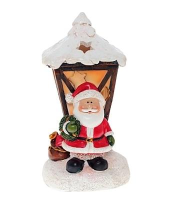 """Статуэтка-фонарь """"Дед Мороз"""" с подсветкой - фото 11102"""