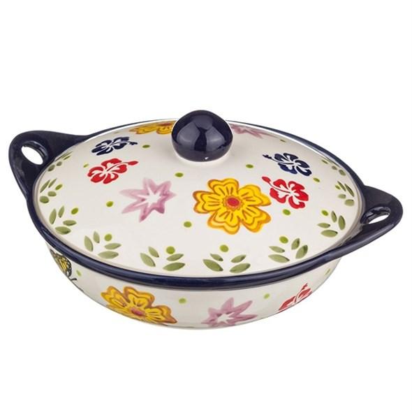 Блюдо для запекания керамическое 26х22 см