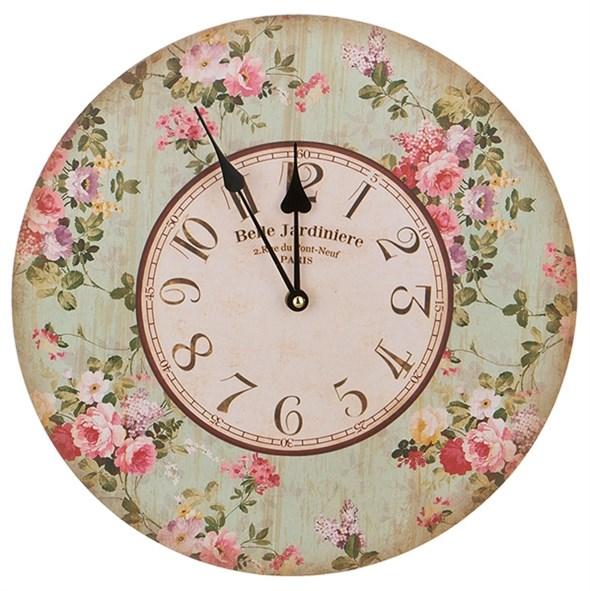 """Часы настенные """"Шебби"""" - фото 11178"""