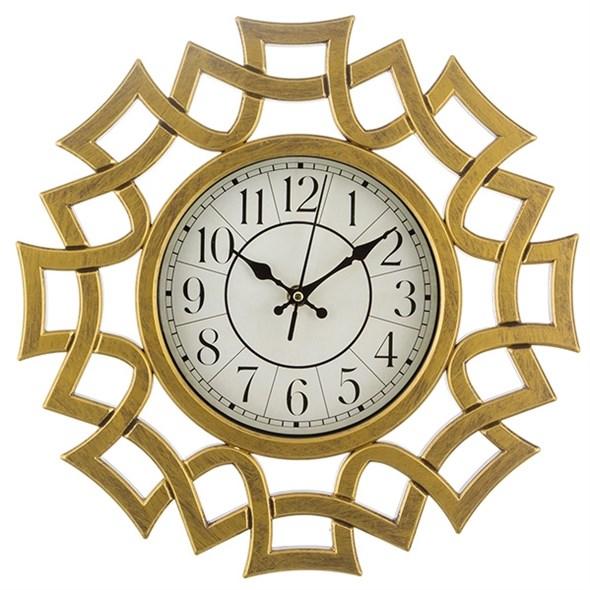 """Часы настенные """"Плетеные"""" - фото 11184"""