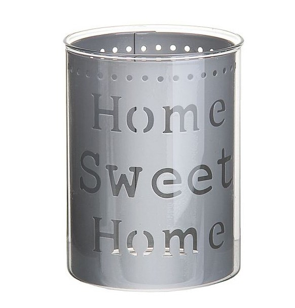 "Подсвечник ""Home, sweet home"" - фото 11449"