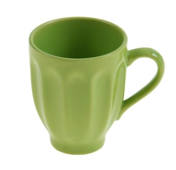 """Кружка """"Английский стиль"""" зеленая - фото 12425"""