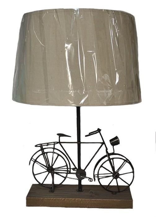 """Лампа настольная """"Велосипед"""" - фото 12604"""