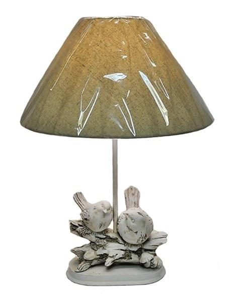 "Лампа настольная ""Влюбленные птицы"" - фото 12606"