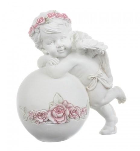 "Статуэтка ""Ангел с шаром"" - фото 12835"