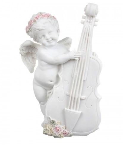 "Статуэтка ""Ангел-музыкант"" - фото 12836"