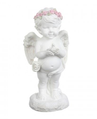 "Статуэтка ""Ангел с птичкой"" - фото 12837"
