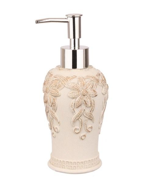 """Дозатор для мыла """"Нежные цветы"""" - фото 12842"""
