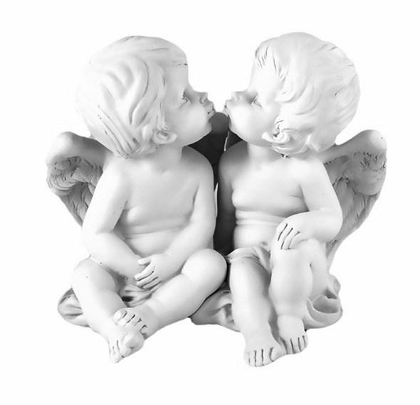 "Статуэтка ""Ангелы целующиеся"" - фото 12923"