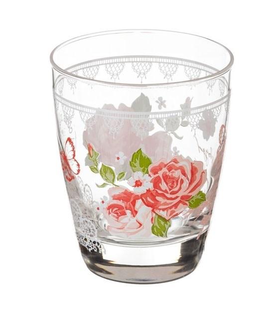 "Стакан ""Нежные розы"", 300 мл - фото 12948"