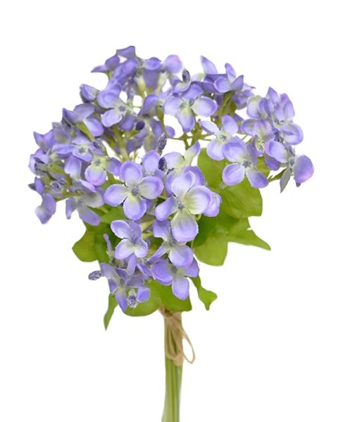 """Букетик искусственных цветов """"Фиалка"""" - фото 13237"""