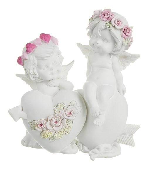 """Статуэтка """"Влюбленные ангелы"""" - фото 13852"""