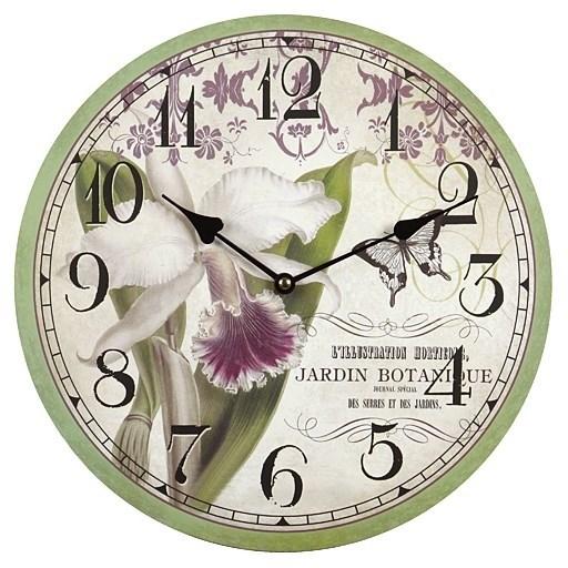 """Часы настенные """"Ирис"""" - фото 13897"""