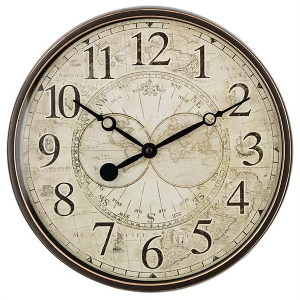 """Часы настенные """"Ретро"""" - фото 13925"""