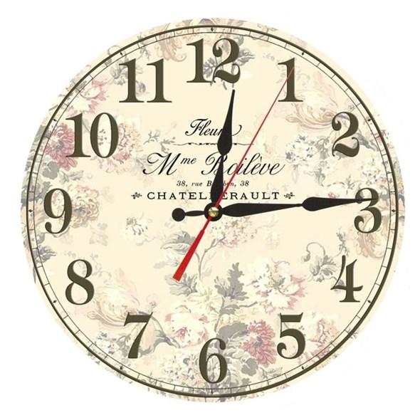 """Часы настенные """"Французский стиль"""" - фото 14823"""