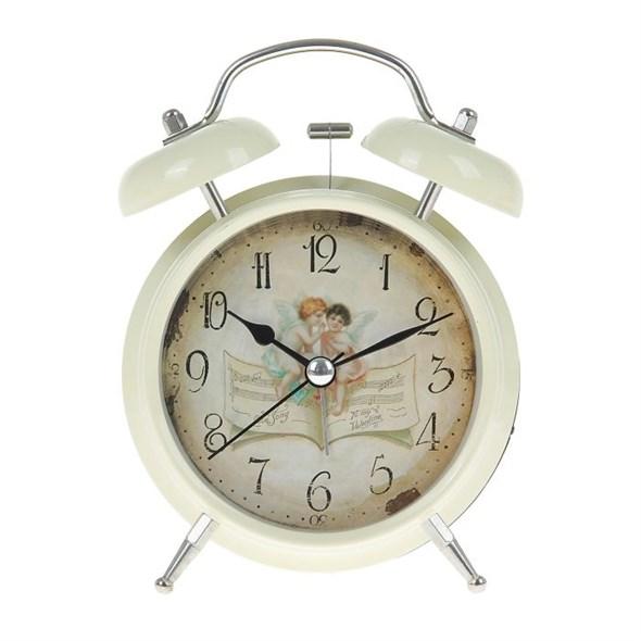"Часы-будильник ""Два ангела"" - фото 15693"