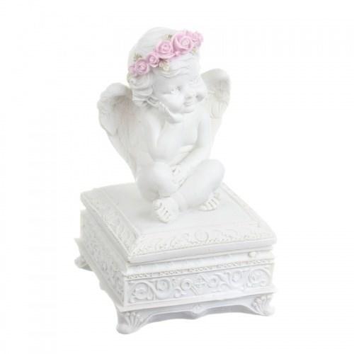 Шкатулка с ангелом - фото 15940