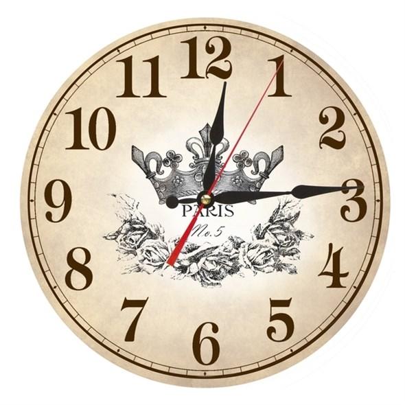 """Часы настенные """"Париж"""" - фото 16129"""