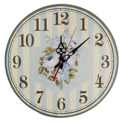"""Часы настенные """"Нежность"""" - фото 16133"""