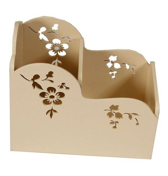 Подставка деревянная молочная - фото 16137