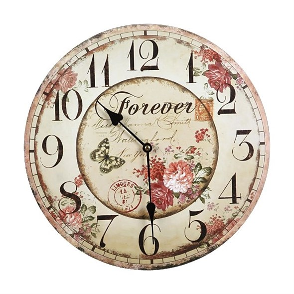 """Часы настенные """"Любовь навсегда"""" - фото 16144"""