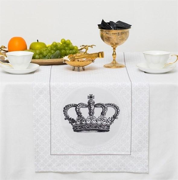 """Дорожка на стол """"Корона"""" - фото 18041"""