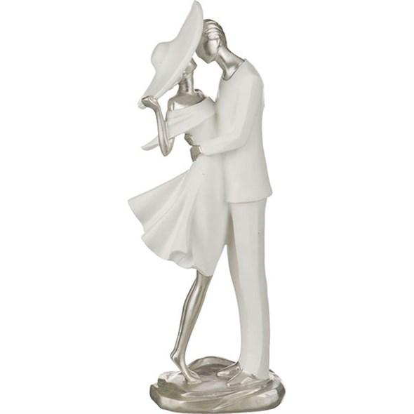 """Статуэтка """"Влюбленная пара"""" высота 33 см - фото 18447"""