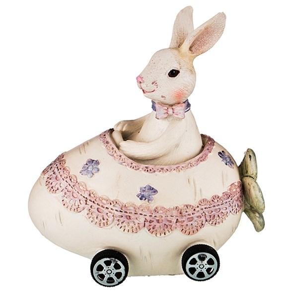 """Статуэтка """"Кролик в яйце"""" - фото 20786"""