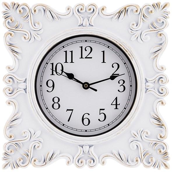 """Часы настенные """"Винтаж"""" белые - фото 20883"""