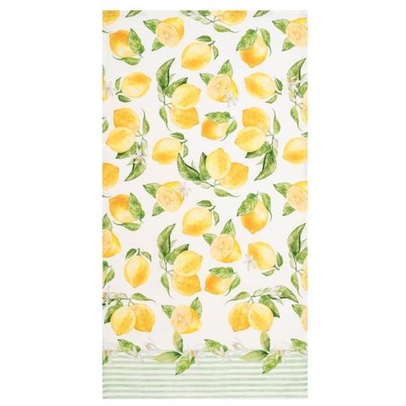 """Полотенце кухонное """"Лимоны"""" 40х70 см - фото 20936"""
