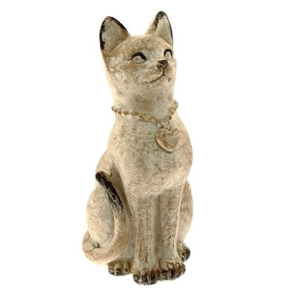 "Статуэтка ""Кошка"" 11 см - фото 21385"