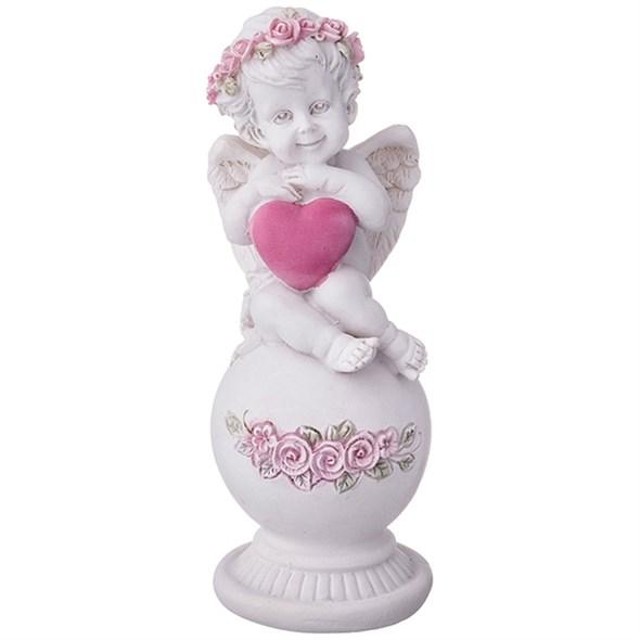 "Статуэтка ""Ангел на шаре"" - фото 21668"