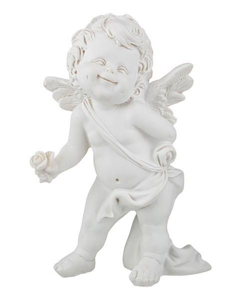 "Статуэтка ""Ангел с цветком"" - фото 22216"