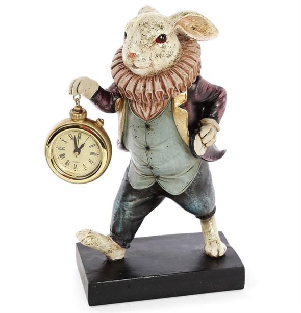 """Часы настольные """"Кролик"""" - фото 22272"""
