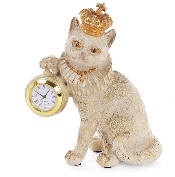 "Часы ""Кошка"" - фото 22273"