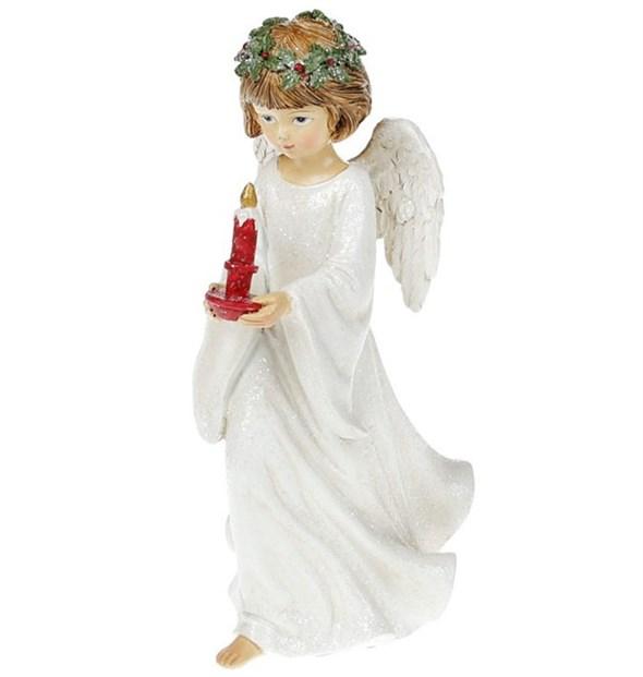 """Статуэтка """"Ангел со свечой"""""""