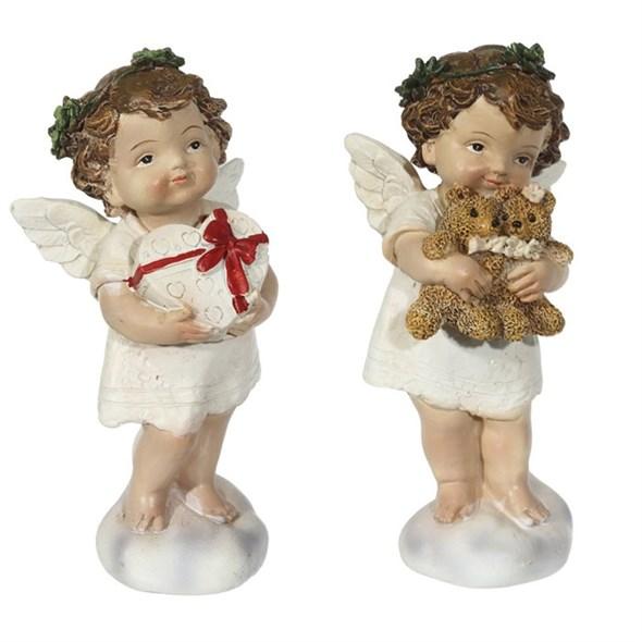 """Статуэтка """"Ангел"""" 12 см, цена за штуку - фото 22744"""
