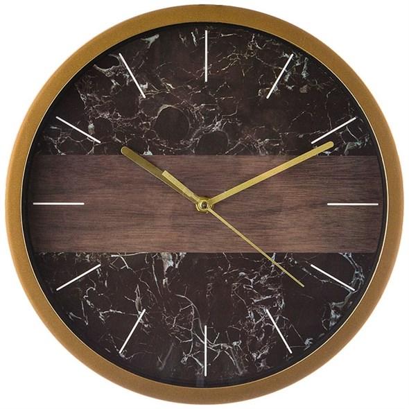 """Часы настенные """"Гранит"""" - фото 22876"""