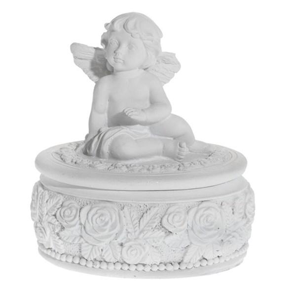 """Шкатулка """"Ангел"""", цена за штуку - фото 22936"""